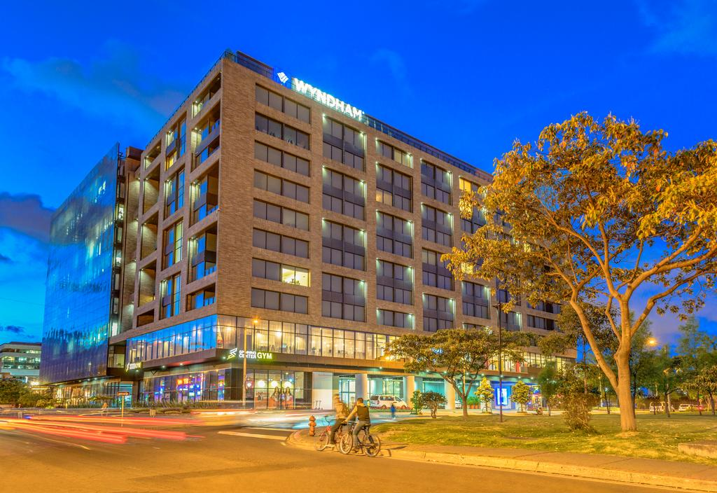 wyndham hotel bogota4