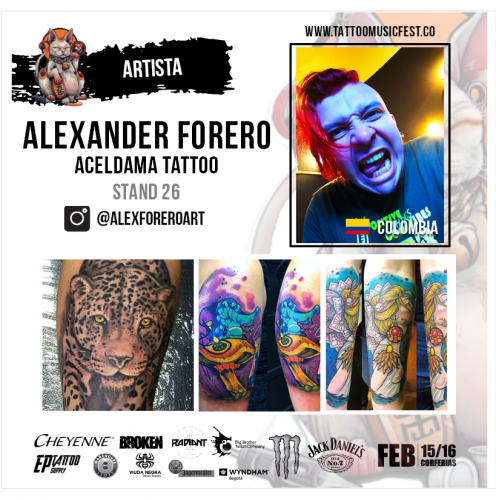 ALEXANDER-FORERO