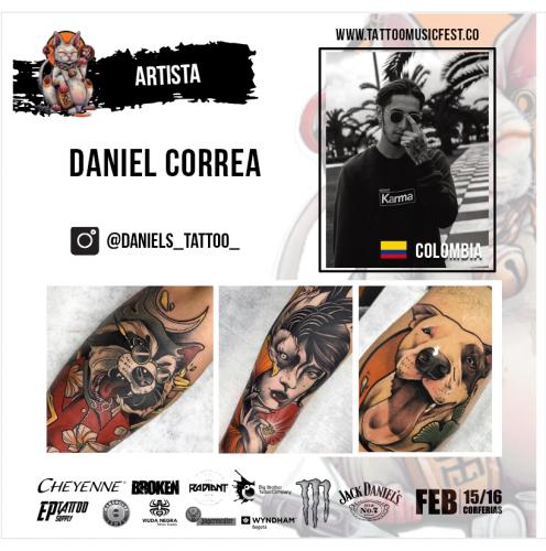 DANIEL-CORREA