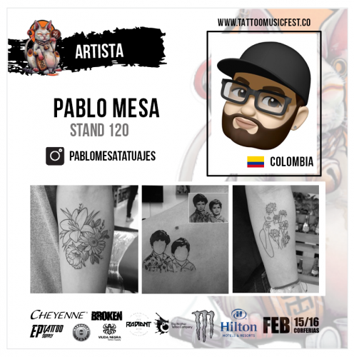 PABLO MESA